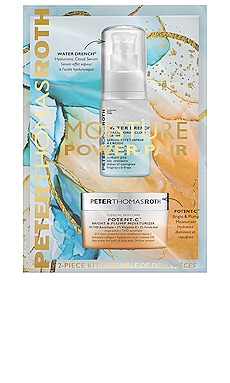 CONJUNTO MOISTURE POWER PAIR Peter Thomas Roth $29 NOVEDADES
