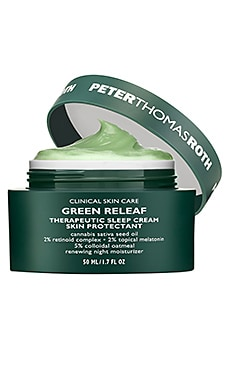 Green Releaf Therapeutic Sleep Cream Peter Thomas Roth $65