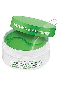 Cucumber Hydra-Gel Eye Patches Peter Thomas Roth $48 BEST SELLER