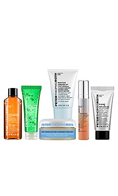 KIT SOIN DU VISAGE THE A-LIST Peter Thomas Roth $58