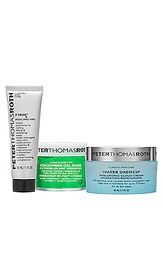 SMOOTHING SAILING スキンケアキット Peter Thomas Roth $54