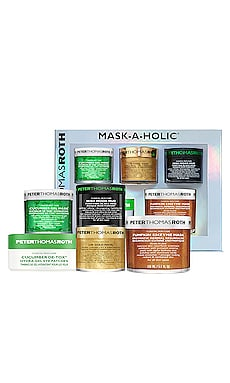 LOT DE MASQUES POUR LE VISAGE MASK A HOLIC Peter Thomas Roth $75