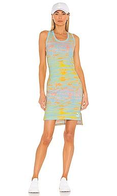 Tie Dye Dress Puma $50