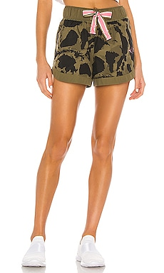 The First Mile Woven Short Puma $45