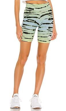 Tie Dye AOP Shorts Tights Puma $35