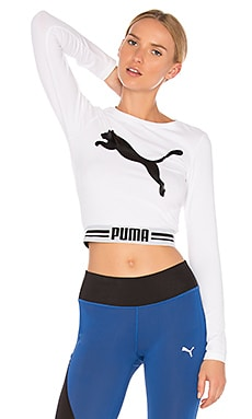 Fly Cat Crop Top