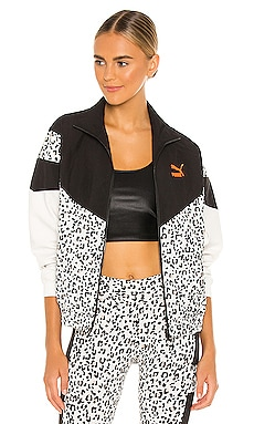 TFS Track AOP Woven Jacket Puma $75