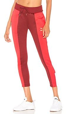 Фото - Спортивные брюки retro - Puma цвет вишня
