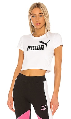 ESS Fitted Tee Puma $25