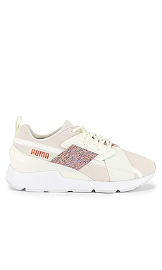 Muse X-2 Shimmer Sneaker Puma $62