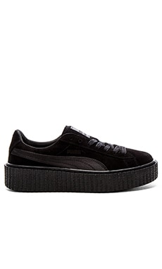 SNEAKERS CREEPERS SATIN