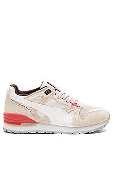 Puma Duplex Classic Sneaker in Birch & Whisper White