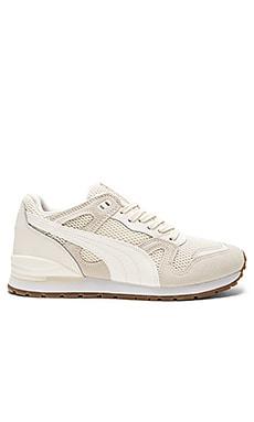 Puma Duplex OG x CAREAUX Sneaker in Whisper White & Whisper White Puma