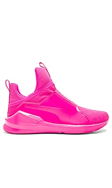 Fierce Bright Sneaker in Pink Glo