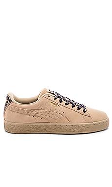 Suede Wild CTR Sneaker Puma $70