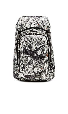 Puma Select x Swash Backpack in Black