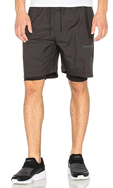x STAMPD Tech Shorts