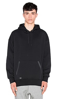 Puma Select x Stampd Oversize Hoody in Black
