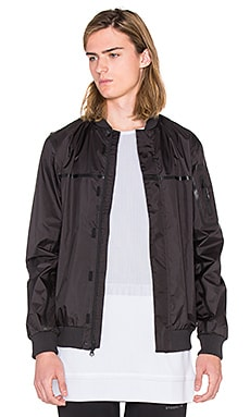 Puma Select x STAMPD Bomber in Black