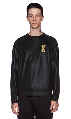 Puma Select x Vashtie Sweat Top in Black