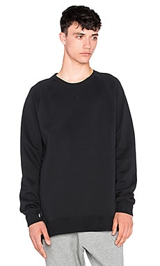 Puma Select x Stampd Crew Sweat in Black