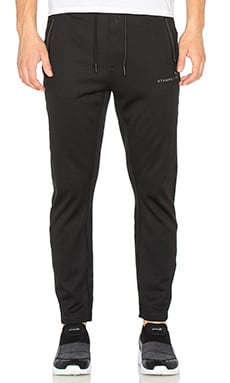 Puma Select x STAMPD LW Travel Pants in Black