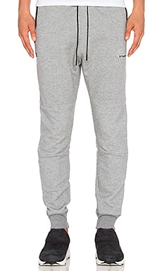 Puma Select x Stampd Sweat Pant in Medium Grey Heather