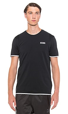 Puma Select x ICNY Logo Tee in Black