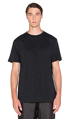 Puma Select x Stampd AOP Tee in Black