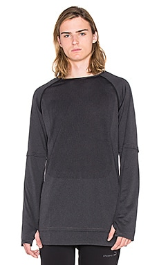 x STAMPD Long Sleeve in Black