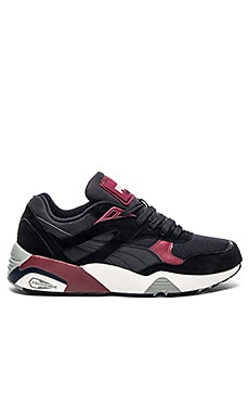 Puma Select R698 in Black Black & Reflective