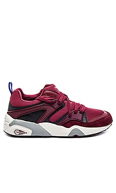 Puma Select Blaze of Glory in Cordovan & Whisper White
