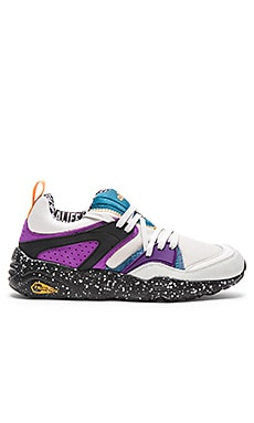 Puma Select x ALIFE Blaze of Glory in Gray Violet & Blue Coral & Purple Apricot