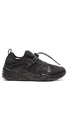 Puma Select x STAMPD Blaze of Glory en Noir