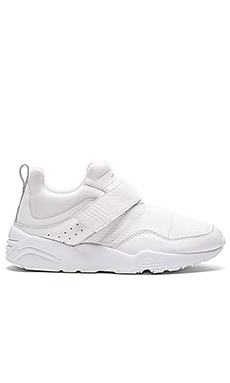 Puma Select x STAMPD Blaze of Glory Strap in White