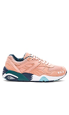 Puma Select x ALIFE R698 in Peach Bud & Lyons Blue