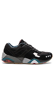 Puma Select x ALIFE R698 in Black & Glacier Gray