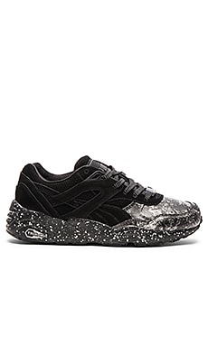 Puma Select R698 Roxx en Black & Dark Shadow