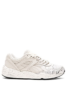Puma Select R698 Roxx in Whisper White & Whisper White
