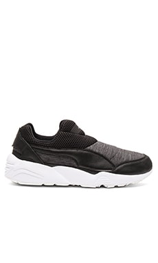 Puma Select x STAMPD Trinomic Sock in Black