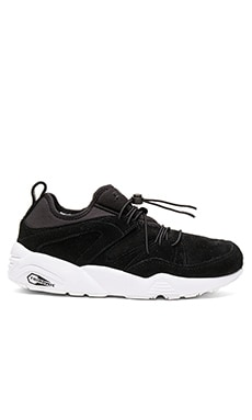 Puma Select Blaze of Glory SOFT in Black