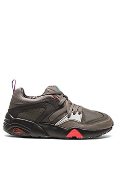 Puma Select x Alife Blaze of Glory in Dark Shadow & High Rise Flame & Scarlet