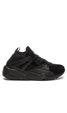 Puma Select Bog Sock in Puma Black