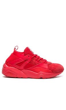 Puma Select Bog Sock in High Risk Red