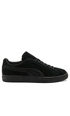 Классические замшевые кроссовки с логотипом - Puma Select