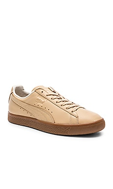 ZAPATILLAS DEPORTIVAS X NATUREL CLYDE VEG TAN
