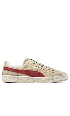 Puma Select x A-Life Suede in Whisper White Amazon