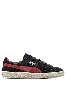 x A-Life Suede en Black Amazon