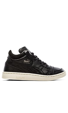 Puma Select Becker Leather in Black