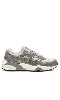 Puma Select R698 Reflective in Silver Metallic Black